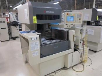 2007 MITSUBISHI FA-10S CNC WIRE EDM