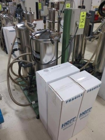 EBBCO PARTICLE FILTRATION SYSTEM FOR EDM MACHINES