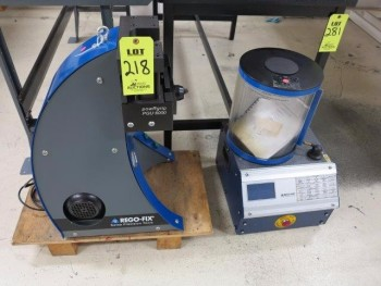 REGO-FIX HIGH RPM TOOL BALANCER, MODEL POWERGRIP PGU6000