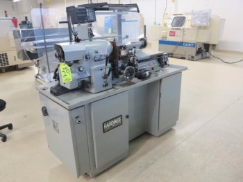 HARDINGE SUPER PRECISION, MODEL HLV-H LATHE