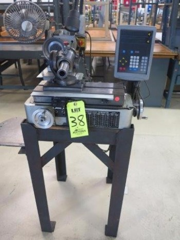 PRECISION CUTTING TOOLS SHARPNER, NO MODEL #, NO S/N