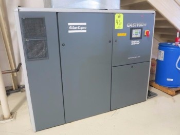 ATLAS COPCO, GA50VSDFF AIR COMPRESSOR, AII355529