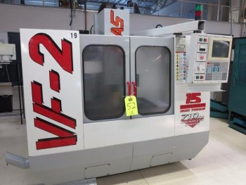 1997 HAAS VF-2 CNC VERTICAL MACHINING CENTER