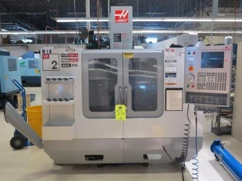 2006 HAAS VF-2D CNC VERTICAL MACHINING CENTER