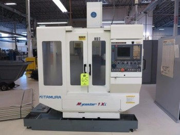 2001 KITAMURA MYCENTER 1XI CNC VERTICAL MACHINING CENTER