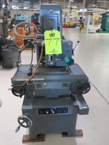 SIP JIG BORE, MODEL MP-1H, S/N 2003