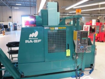 1997 MATSUURA RA-IIIF CNC VERTICAL MACHINING CENTER
