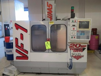 1997 HAAS, VF-1 CNC VERTICAL MACHINING CENTER