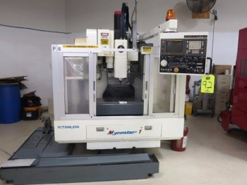 1994 KITAMURA MYCENTER 1 CNC VERTICAL MACHINING CENTER