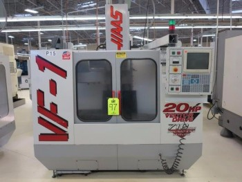 1999 HAAS VF-1 CNC VERTICAL MACHINING CENTER
