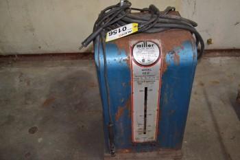 MILLER 61 F AC ARC WELDER