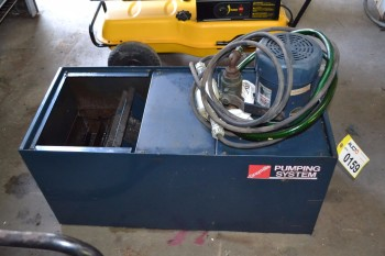 GRAYMILLS PUMPING SYSTEMS SUPERFLO PUMP X38-TN56-E 13216