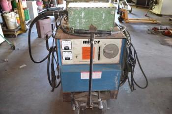 MILLER CP-250TS ARC WELDER