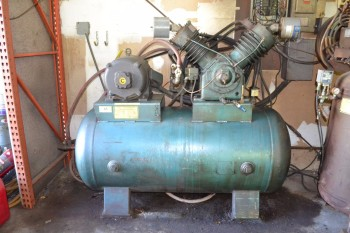 1964 WAYNE AIR COMPRESSOR