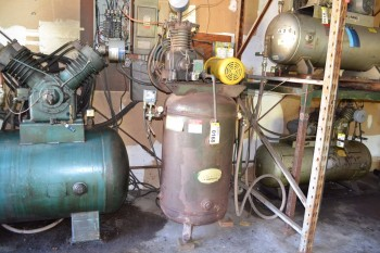 1968 WAYNE 6158-SV AIR COMPRESSOR