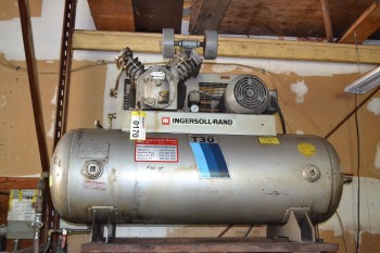 INGERSOL RAND T30 200 PSI AIR COMPRESSOR