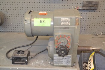 US MOTORS SINGLE WHEEL BENCH GRINDER