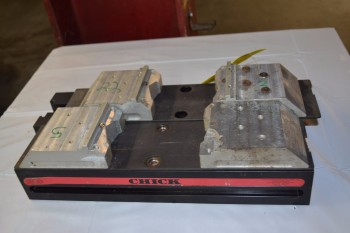LOT OF 2 101-1240 CHICK SYSTEM 5 QWIK-LOKS WORKHOLDING CHUCK