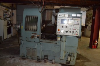 1981 MORI SEIKI SL-2 CNC LATHE TURNING CENTER