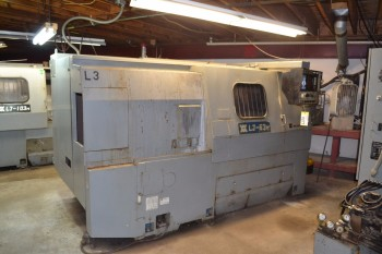 1986 WASINO LJ-63M CNC LATHE TURNING CENTER