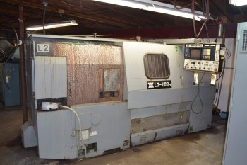1986 WASINO LJ-103M CNC LATHE TURNING CENTER