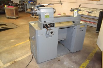 RIVETT 6 STATION 918S TURRET LATHE AND GRINDER