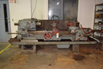 JONES & LAMSON J&L UNIVERSAL NO. 7A TURRET LATHE