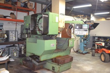 MORI SEIKI MV-JUNIOR CNC VERTICAL MILLING MACHINE