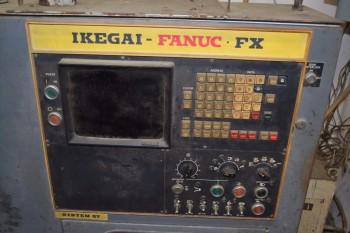 1980 IKEGAI-FANUC-FX A02B-0050-B101 CNC CONTROL