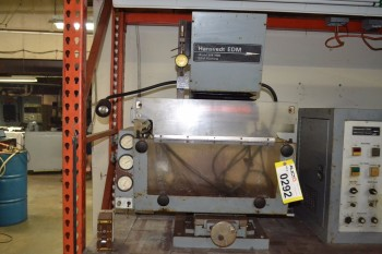 HANSVEDT SM-150B EDM MACHINE