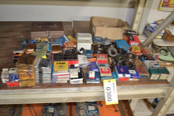 LOT OF BEARINGS