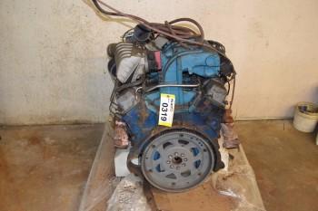 8L V10 ENGINE