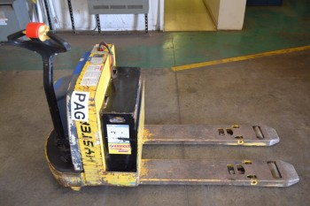 HYSTER W80Z ELECTRIC LIFT TRUCK