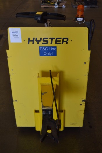 HYSTER T5ZAC ELECTRIC LIFT TRUCK