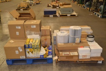 2 PALLETS OF ASSORTED PNEUMATIC FILTER ELEMENTS