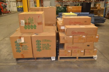 4 PALLETS OF ASSORTED PNEUMATIC FILTER ELEMENTS