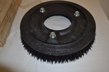 ALLPRO IB-3113 14IN SHOWERFEED ROTARY W/ LUGS FLOOR BRUSH