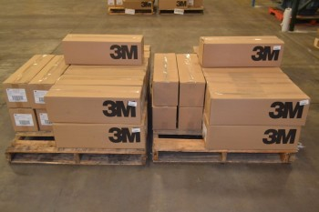 2 PALLETS OF COLD SHRINK INLINE SPLICE KIT