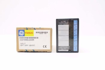 GE FANUC IC670MDL642K POS/NEG 16PT INPUT MODULE
