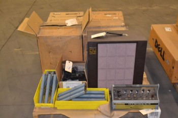 2 PALLETS OF ASSORTED ELECTRICAL