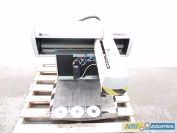 PACKARD AMPTTB1 MULTIPROBE II ROBOTIC LIQUID HANDLING SYSTEM