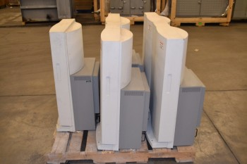 LOT OF 5 LI-COR 4200 LONG READIR DNA SEQUENCERS