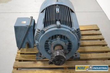 SIEMENS RGZESD PE 21 PLUS 40HP AC ELECTRIC MOTOR