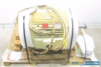 RELIANCE B523030-010 60HP AC ELECTRIC MOTOR