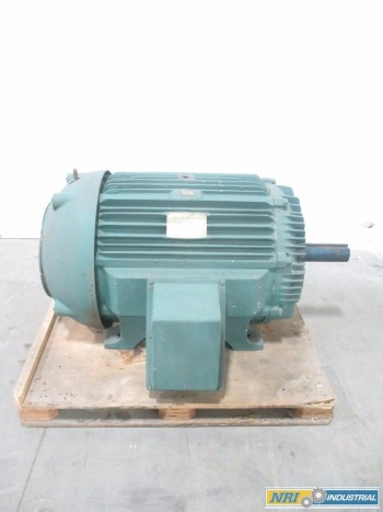 ALLIS CHALMERS GZ 145 250HP INDUCTION ELECTRIC MOTOR