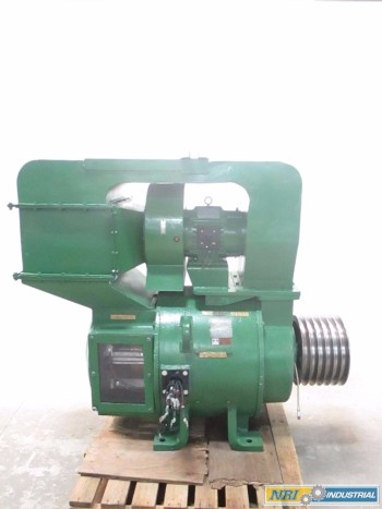 RELIANCE 3U830974T1 100HP 583A-S AC ELECTRIC MOTOR