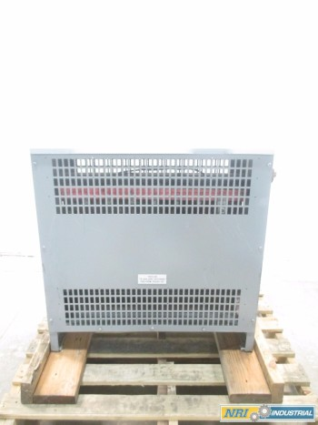 SQUARE D C75T127HX VOLTAGE TRANSFORMER