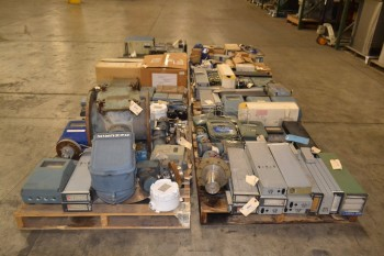 6 PALLETS OF ASSORTED INSTRUMENTATION