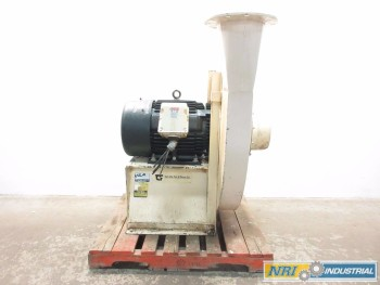 TWIN CITY 12 X 10 IN 75 HP CENTRIFUGAL BLOWER