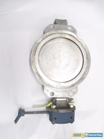 KEYSTONE 360-105 SS WAFER BUTTERFLY VALVE